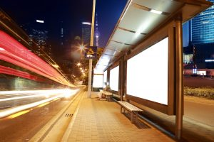 Bus Stop Shelter Advertising SmartLink Remote Asset Management Controller